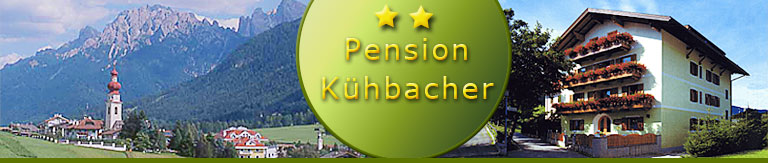 Pension Kühbacher Niederdorf Villabassa